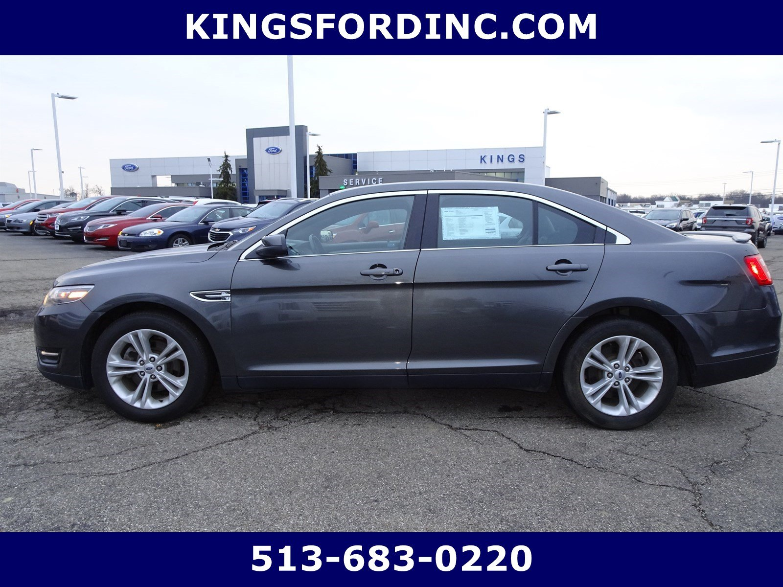 Certified Pre-Owned 2016 Ford Taurus SEL