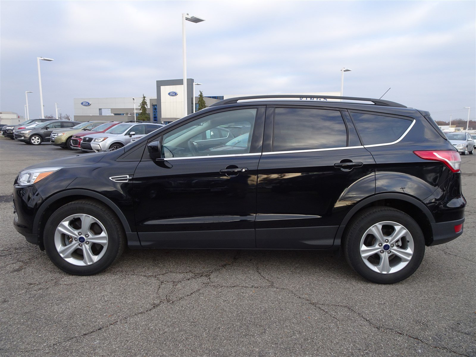 Certified pre owned 2014 ford escape titanium