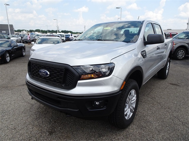 New 2019 Ford Ranger Xl 4wd