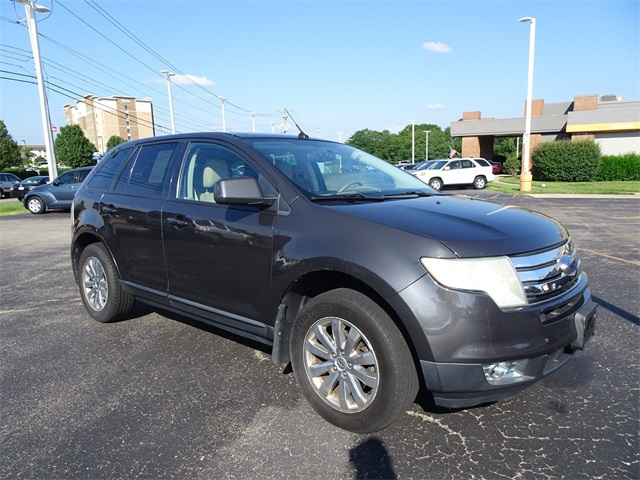 2007 Ford Edge For Sale >> Pre Owned 2007 Ford Edge Sel 4d Sport Utility In Cincinnati Cl3748