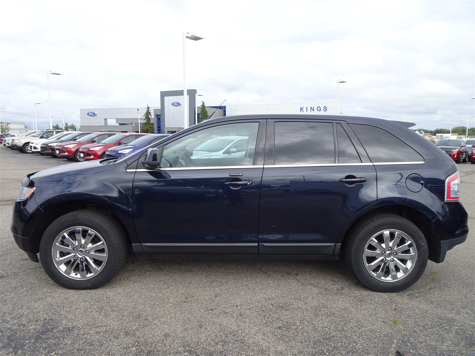 Pre Owned 2009 Ford Edge Limited Station Wagon in Cincinnati