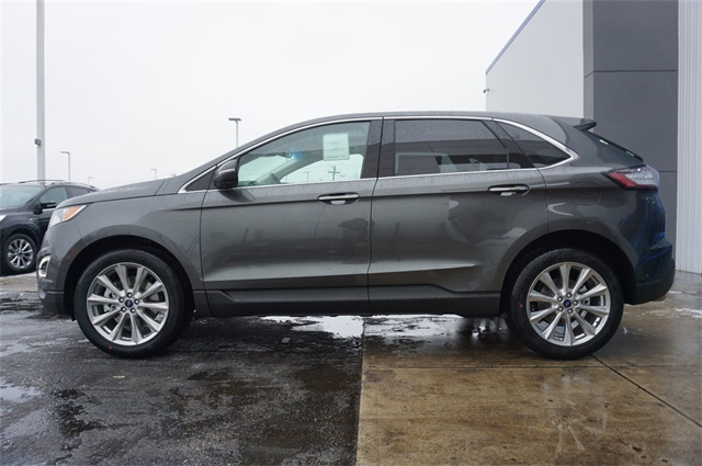 New 2018 Ford Edge Titanium 4d Sport Utility In Cincinnati T180298. New 2018 Ford Edge Titanium. Ford. 2008 Ford Edge Ac Duct Schematic At Scoala.co