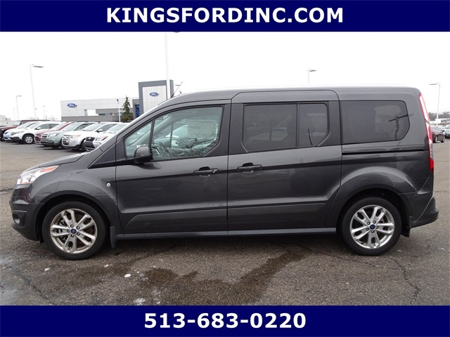 f32ececae1 New 2018 Ford Transit Connect Titanium Passenger Van in Cincinnati ...