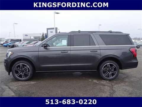New 2019 Ford Expedition Max Limited 4D Sport Utility in ...
